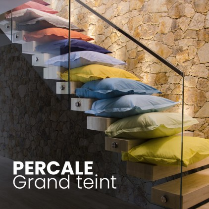 PERCALE GRAND TEINT