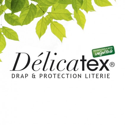 Protection literie 2 en 1 DELICATEX