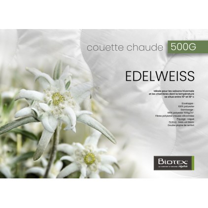 Couette EDLEWEISS