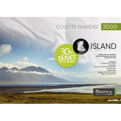 Couette ISLAND