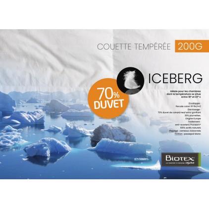 Couette ICEBERG